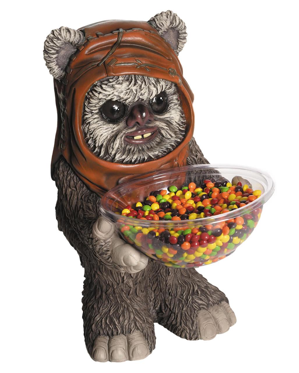 Ewok Süßigkeiten Halter Star Wars Candy Bowl Horror Shopcom
