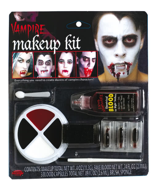 Family Vampire Make Up Set | Vampire Makeup for Halloween | horror ...
