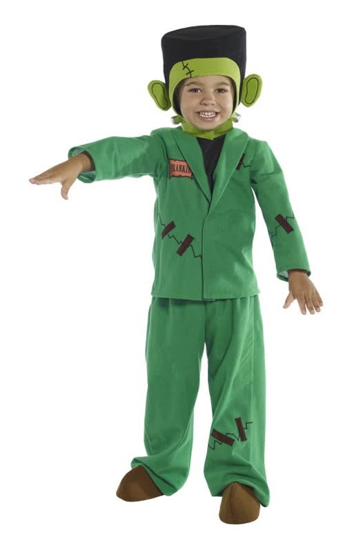 Frankenstein Costume Toddlers | Monster Child Costume for a one to two year olds | horror-shop.com  sc 1 st  Horror-Shop.com & Frankenstein Costume Toddlers | Monster Child Costume for a one to ...