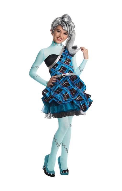 Frankie Stein Monster High Kostüm Für Comic Fans Horror Shopcom