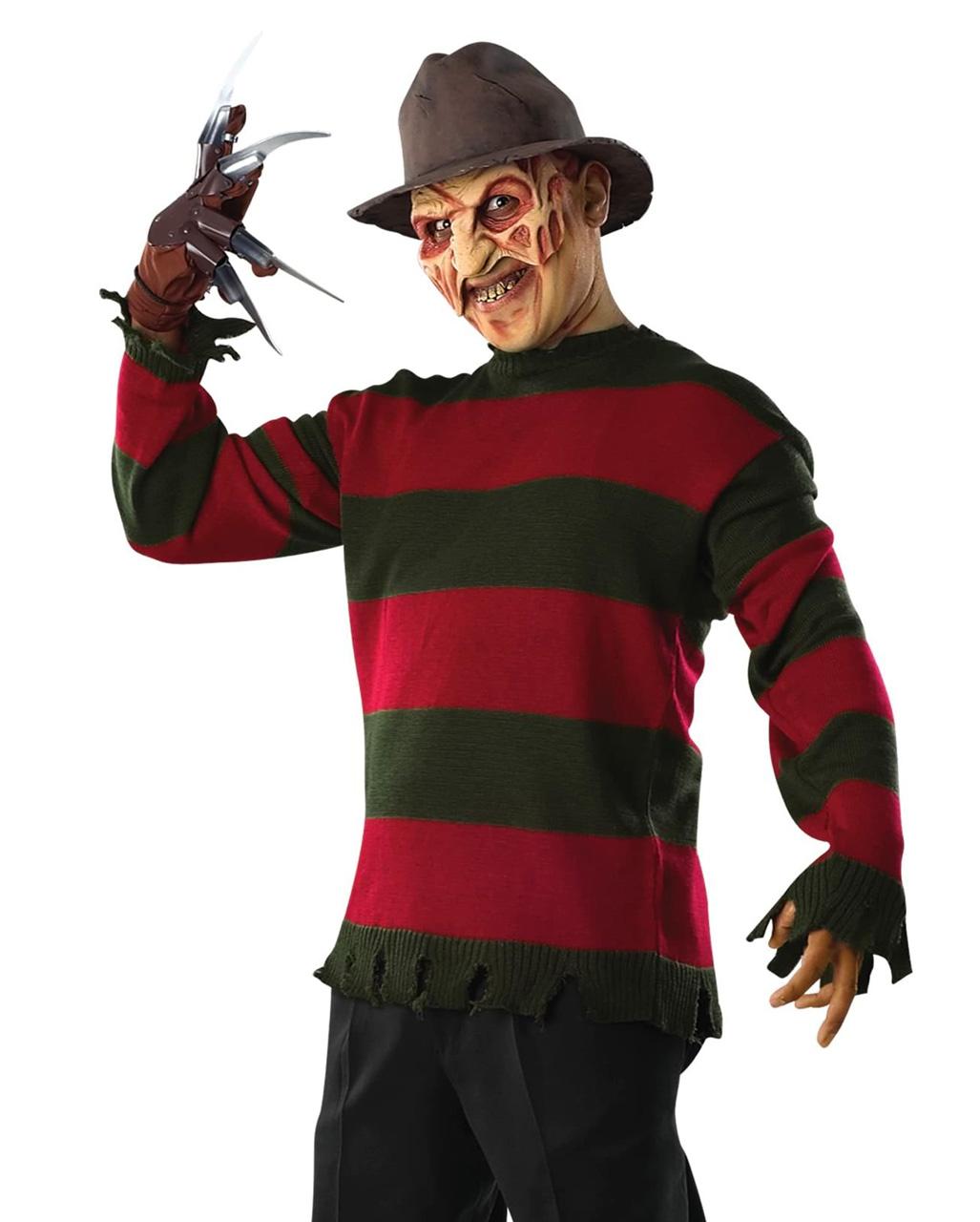 Freddy Krueger Pullover Freddy Kruger Sweater Horror Shopcom