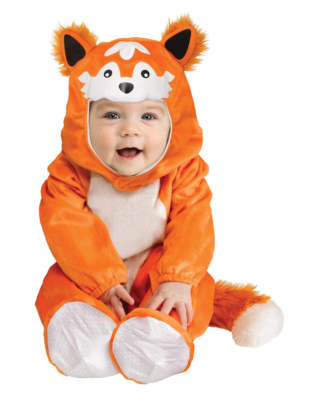 Fuchs Babykostum Fur Halloween Horror Shop Com