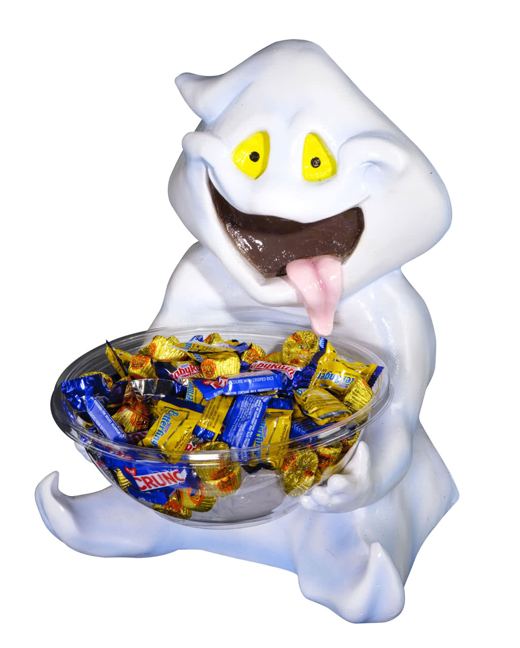 ghost candy holder for halloween | horror-shop