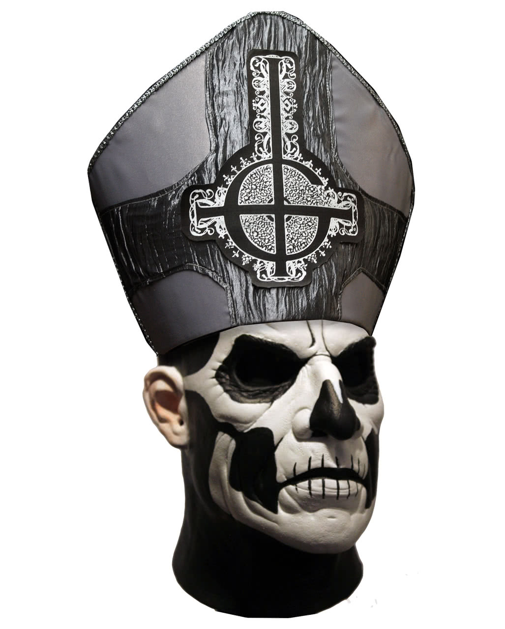 Ghost Papa Emeritus Ii Mask Deluxe To Order Horror Shopcom