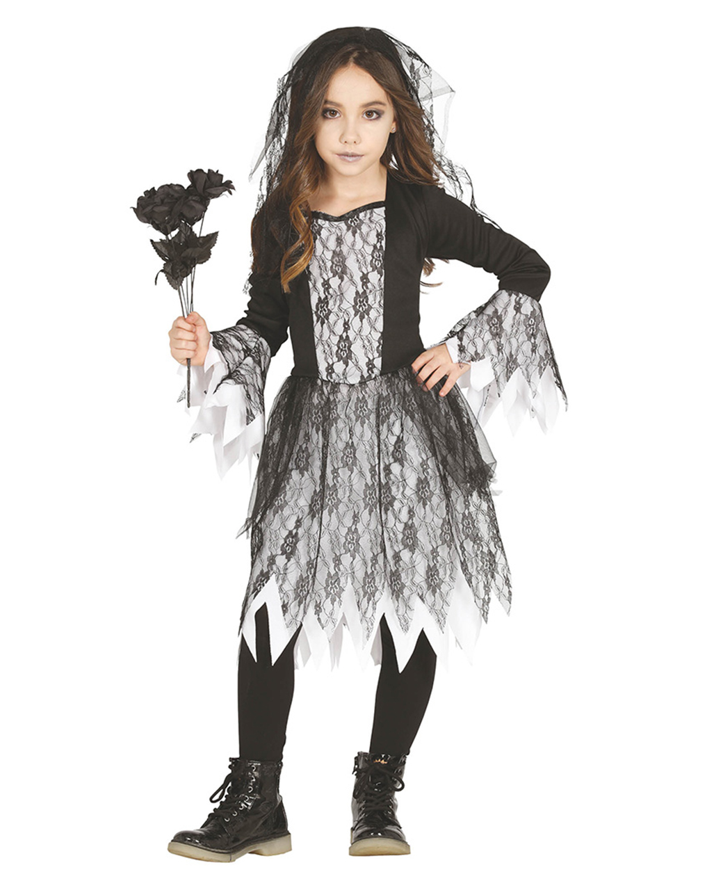Gothic Ghost Girl Costume for Gothic & Halloween | horror-shop.com