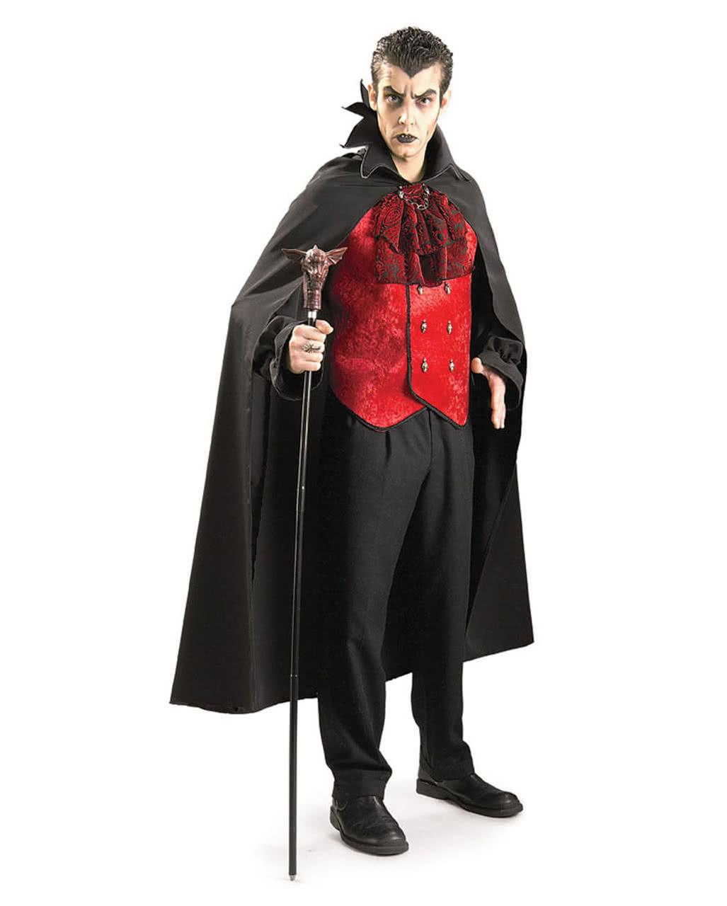Uncategorized Halloween Dracula gothic count dracula costume vampire costumes for halloween horror shop com