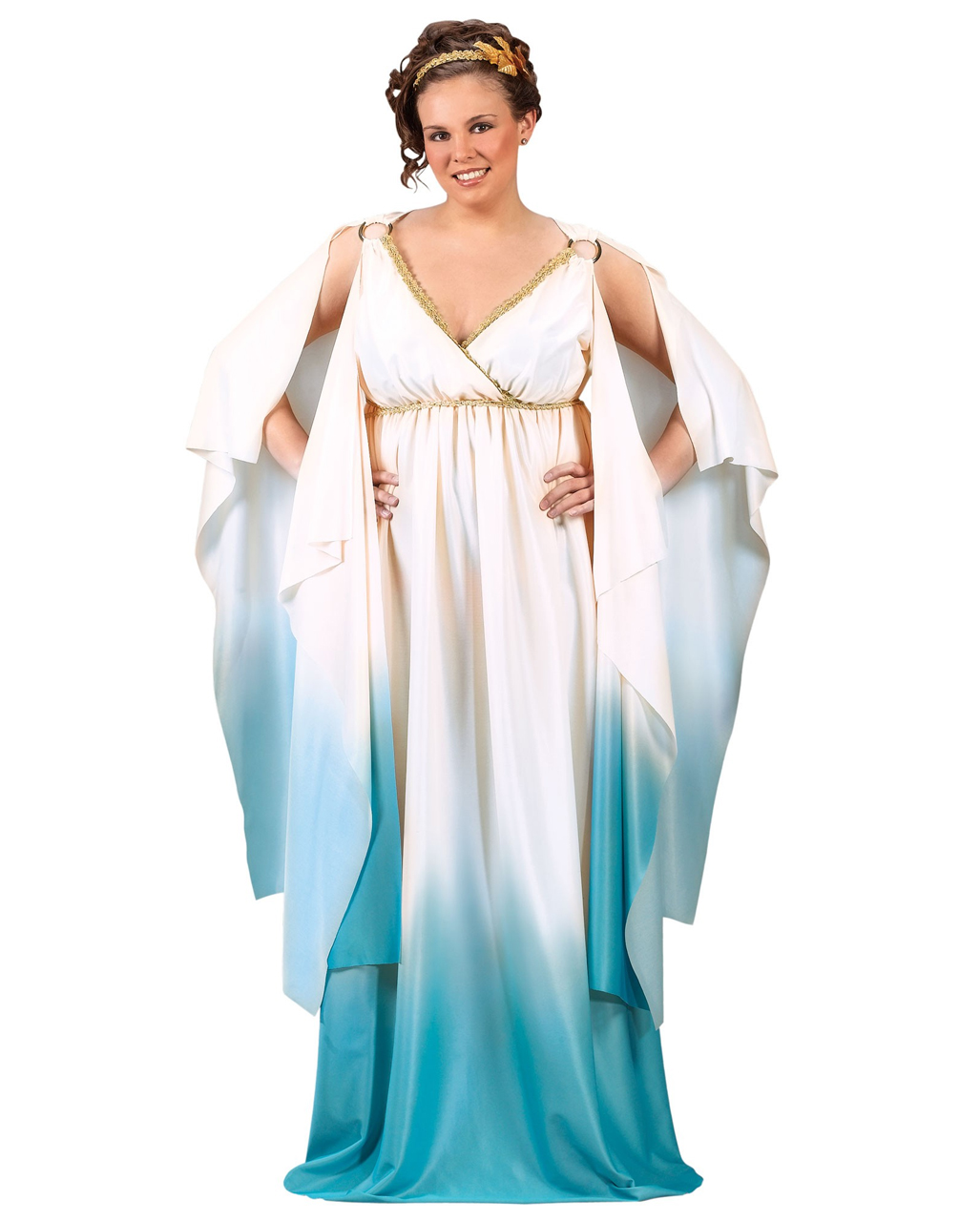 defdb51ab6b Greek Goddess Costume Plus Size -Goddess Costume-Roman Lady Costume ...
