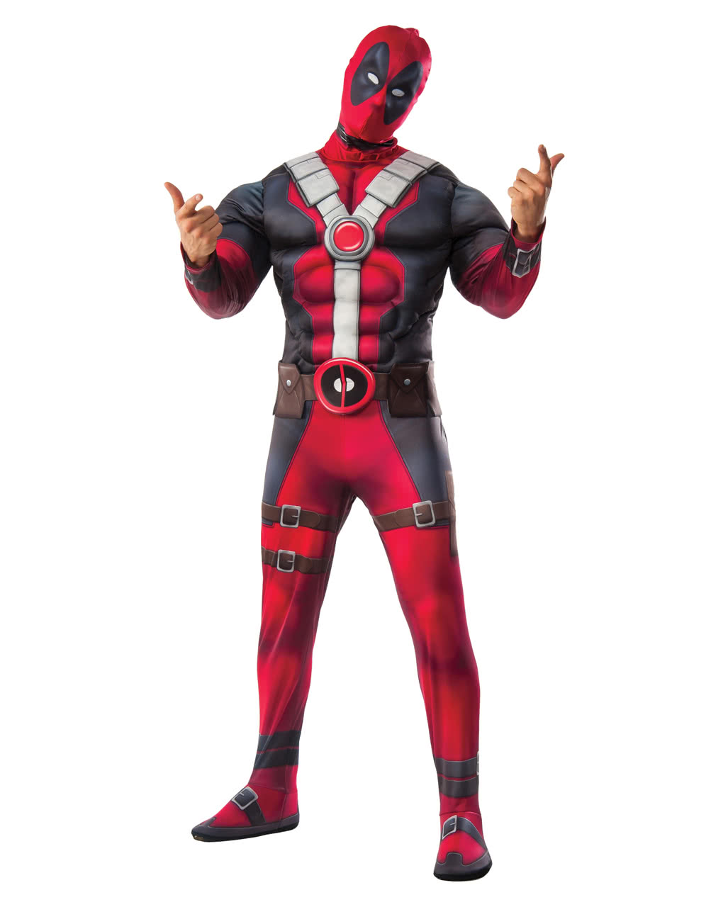 Deadpool Men S Costume Carnival Costume Horror Shop Com