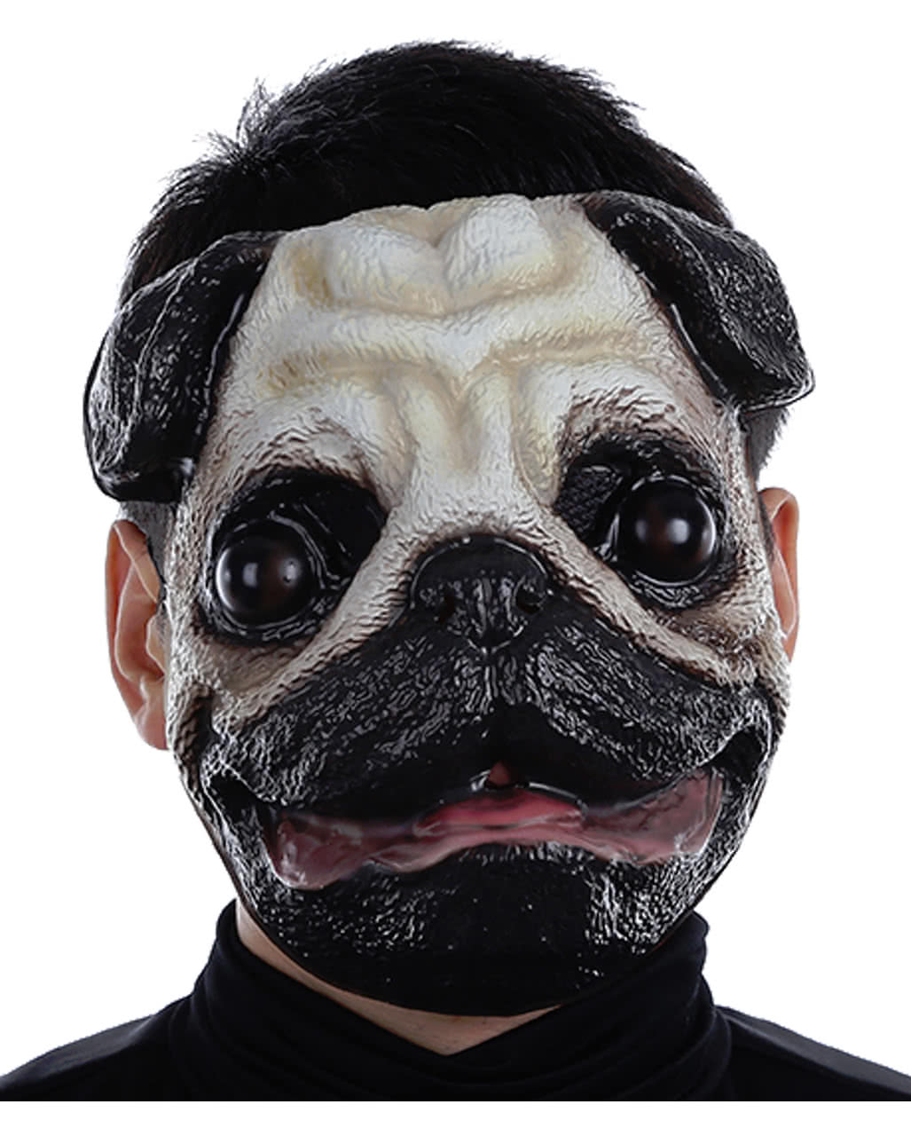a776fce5 Pug dog mask plastic | Buy Cheap masks | horror-shop.com
