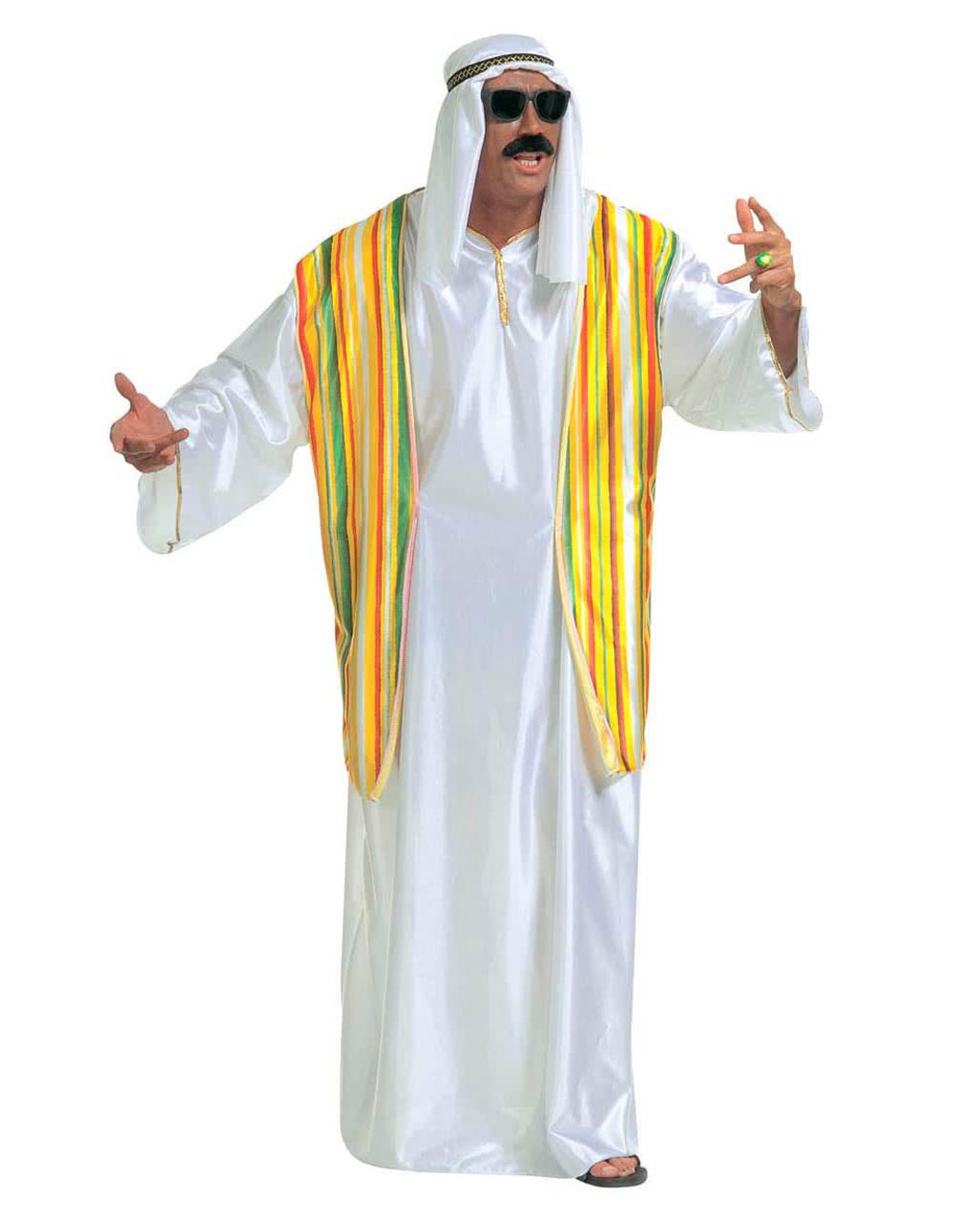 Olscheich Kostum Mit Weste Orientalische Kostume Kaufen Horror