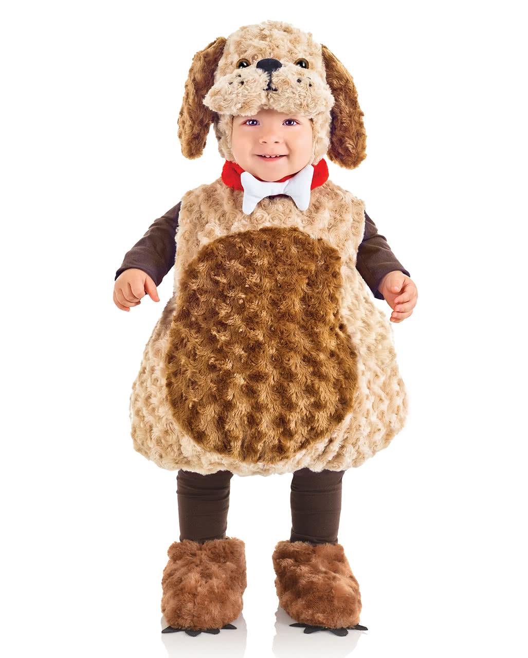 Pluschhund Faschingskostum Fur Kleinkinder Horror Shop Com