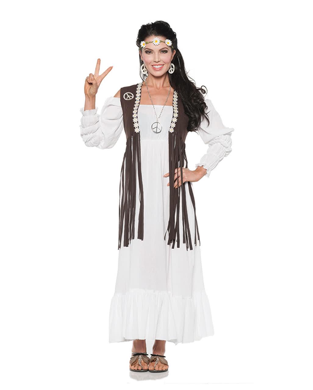 Hippie kleid weste
