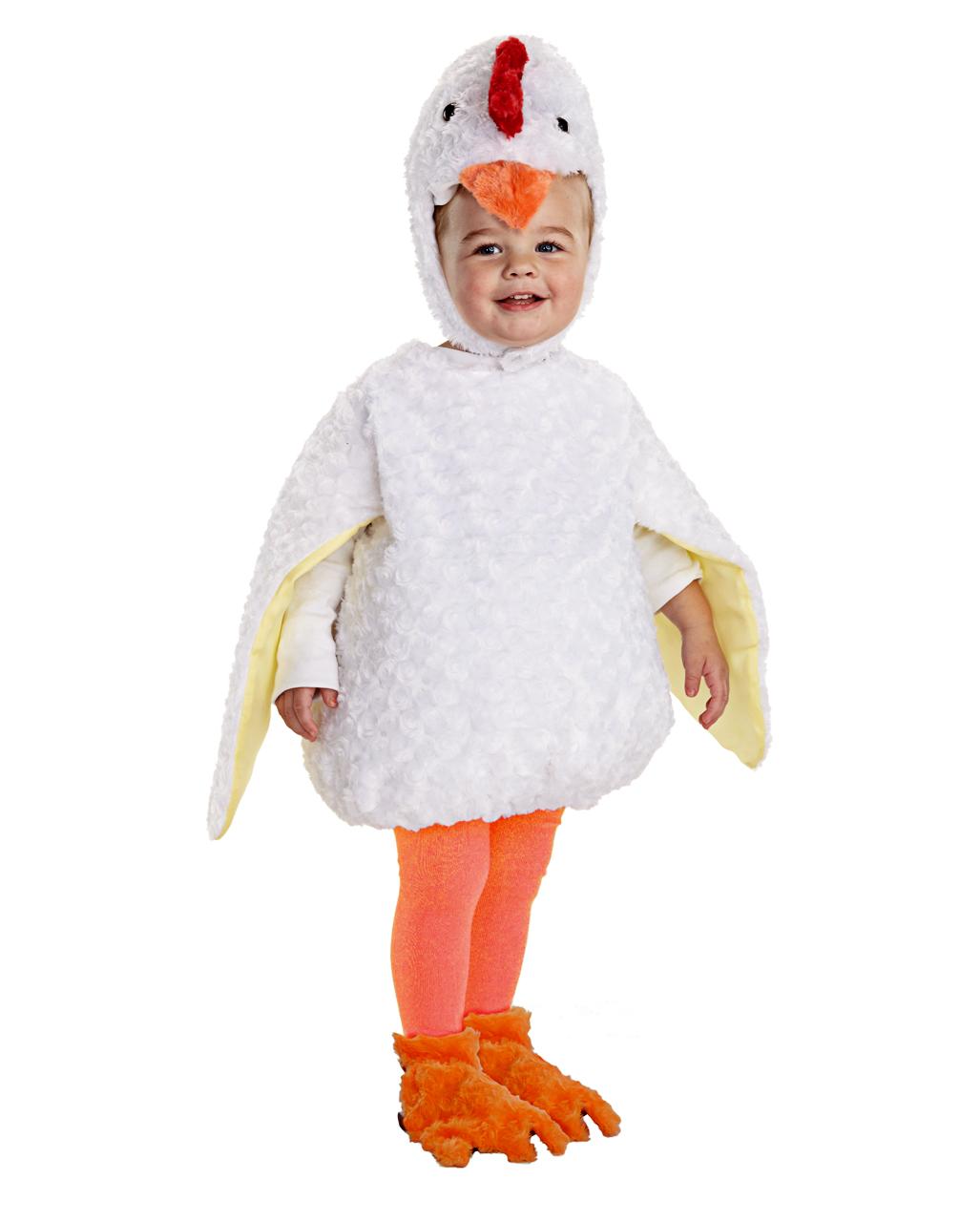 Huhnchen Babykostum Fur Fasching Horror Shop Com