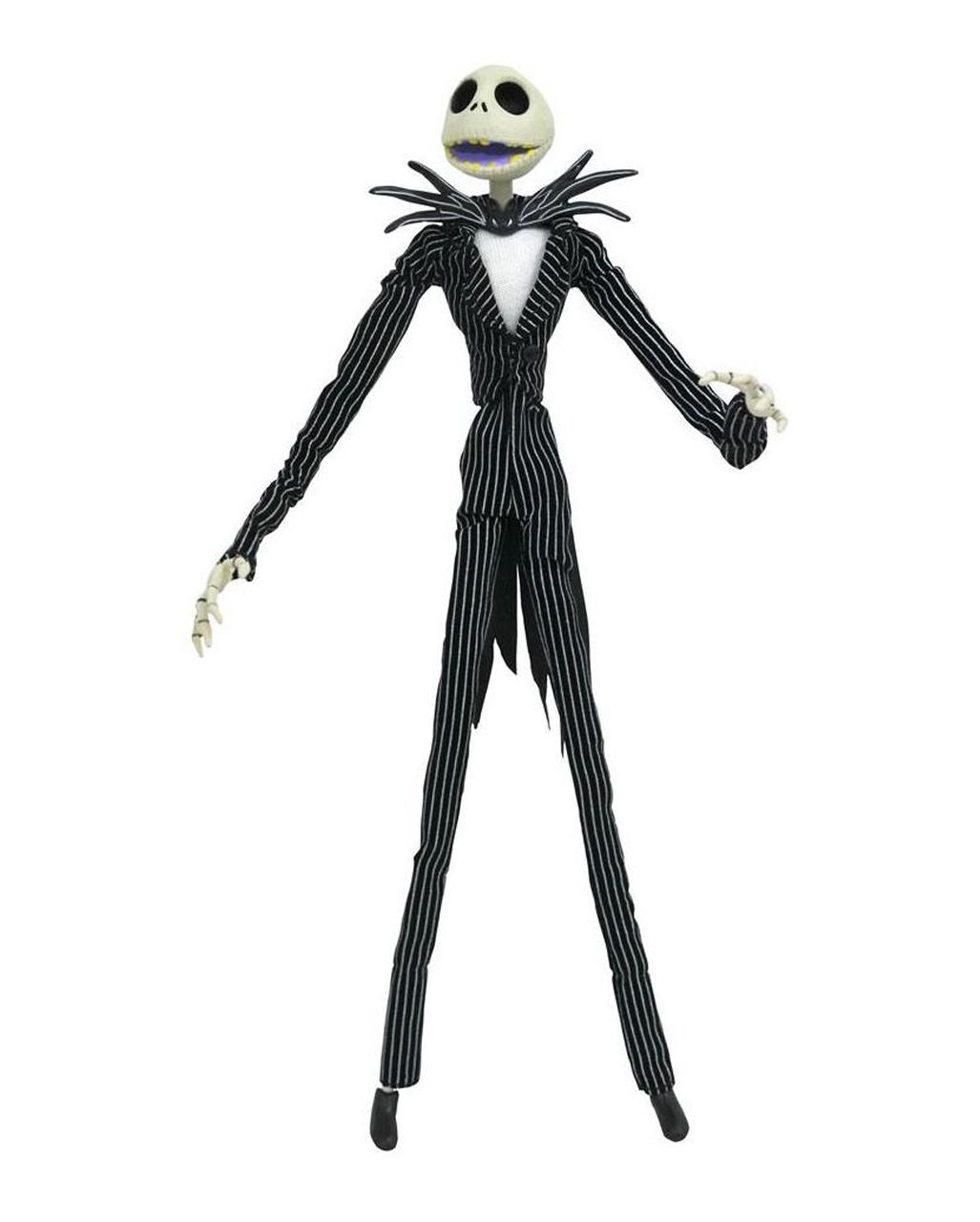 2a1eca3652146 Jack Skellington Nightmare Before Christmas Figure ➤ | horror-shop.com
