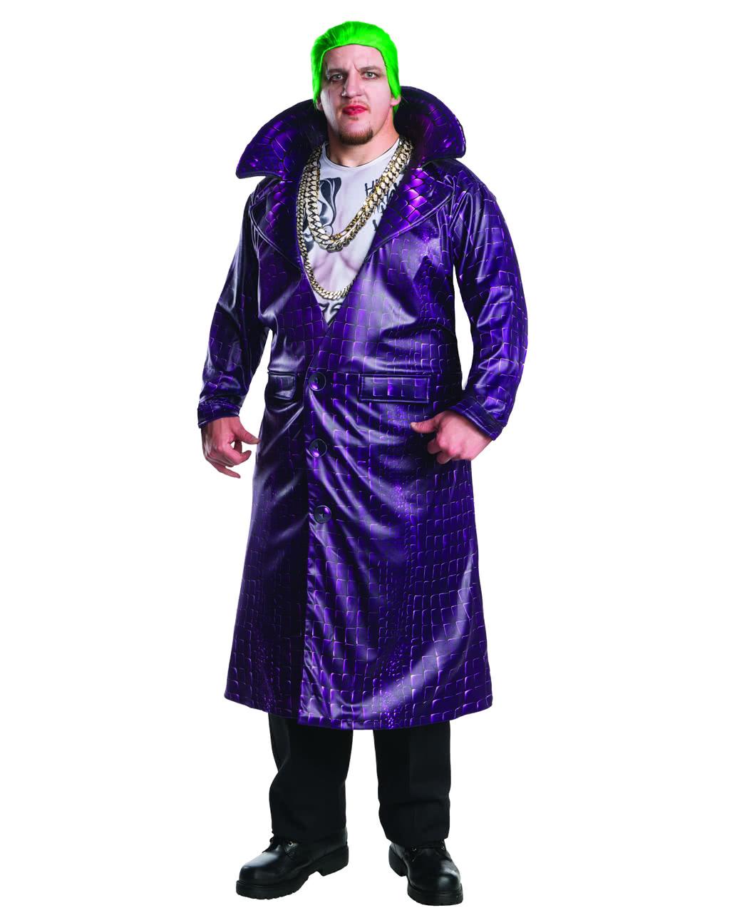 Joker costume deluxe plus size suicide squad horror shop solutioingenieria Images
