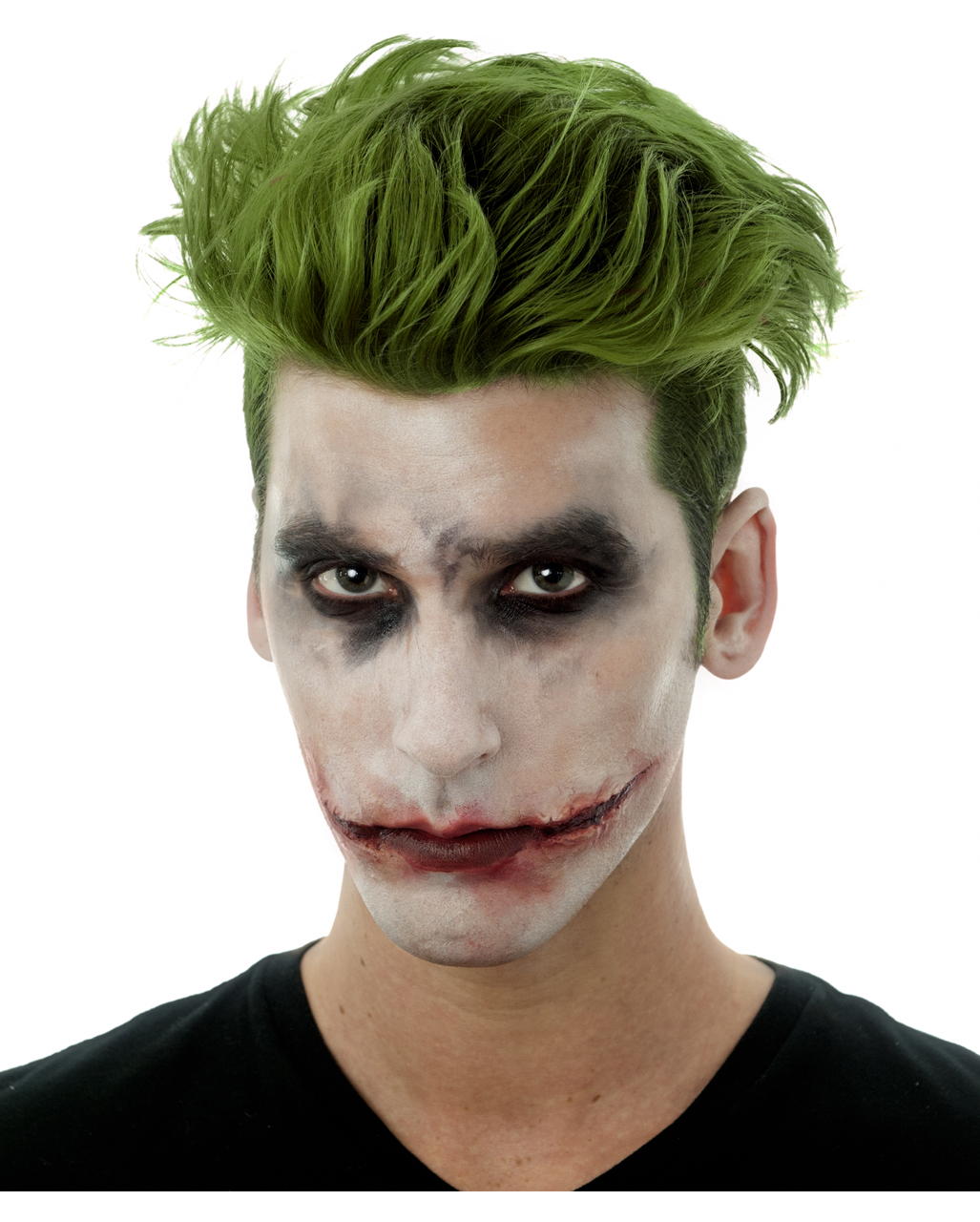 Joker Narben Aus Latex Joker Make Up Schminken Horror Shop Com
