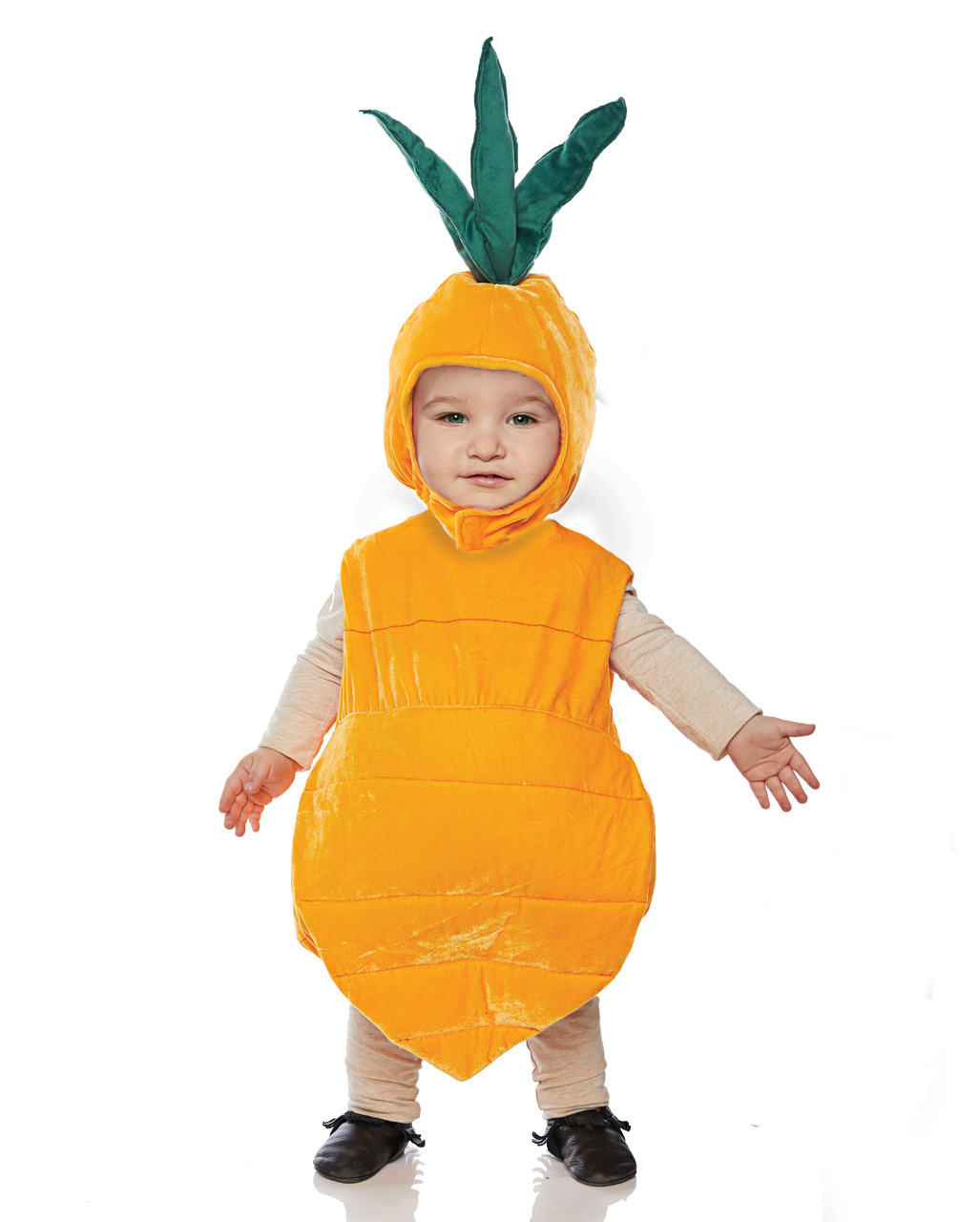 sc 1 st  Horror-Shop.com & Carrots toddler costume Vegetable Costume | horror-shop.com