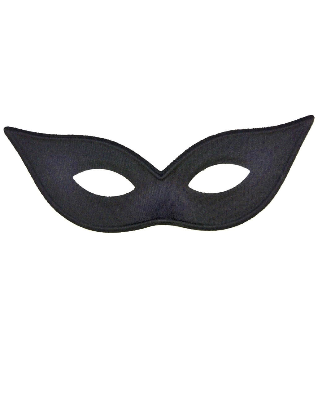 cat eyes catwoman mask black