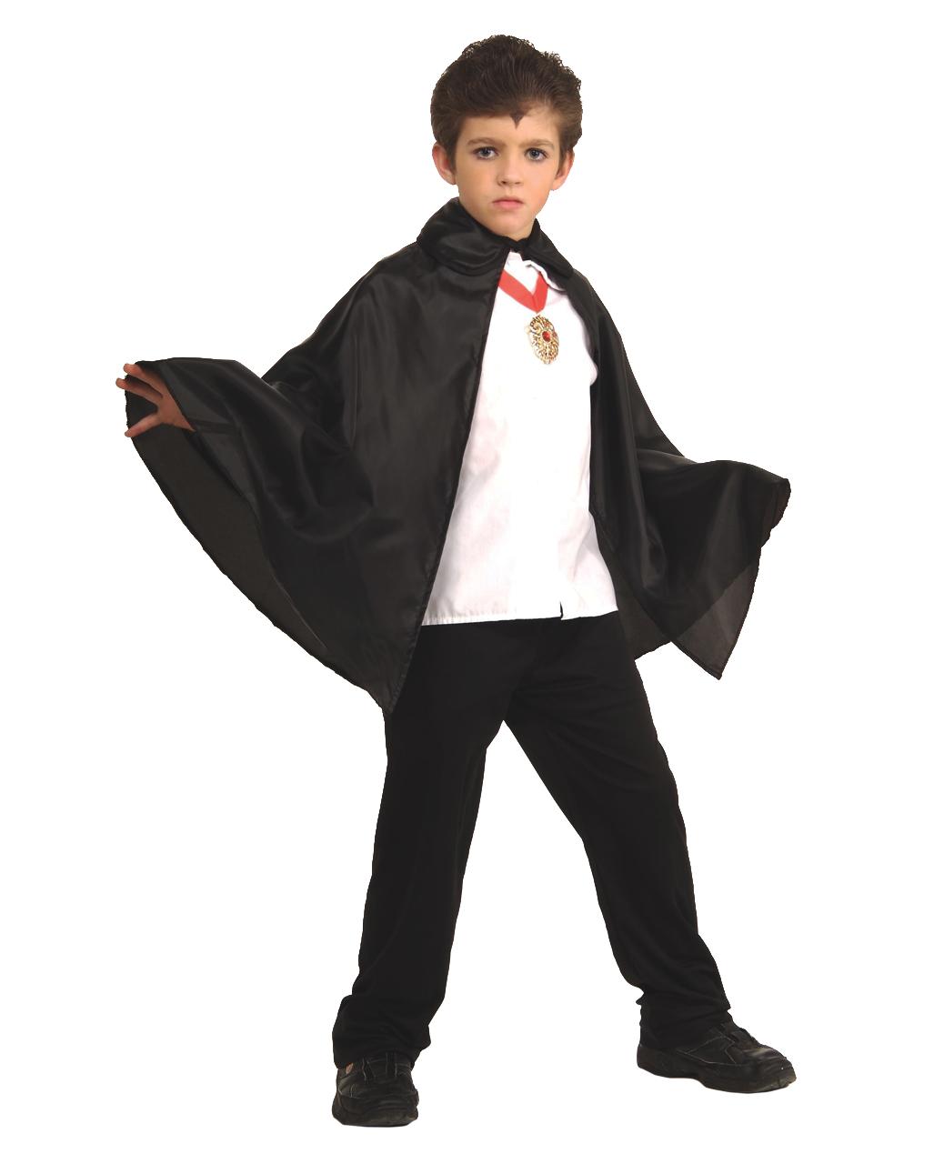 Baby Vampir Mit Umhang Kostum Fur Kinder Karneval Fasching Halloween