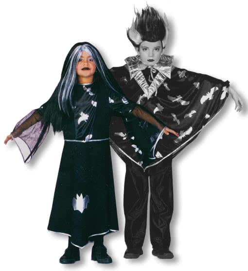 Child Bat Costume Vampire Girl Costume Vampire Dress   horror-shop.com