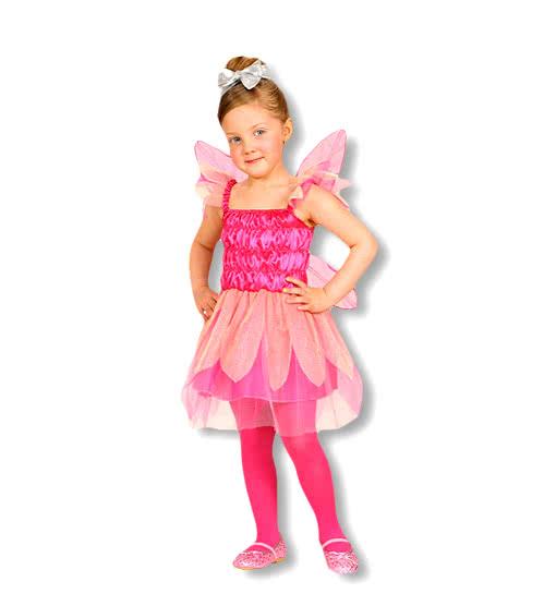 Kleine Fee in Pink -Fabelwesen Kostüme für kleine Mädchen ...
