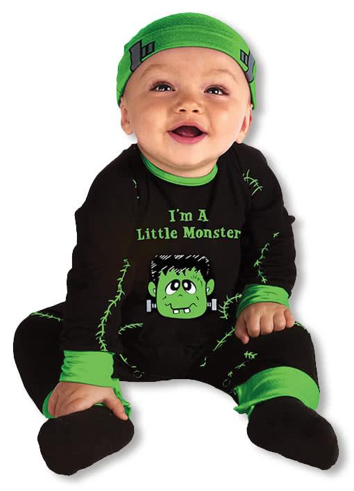 Little Monster Baby Costume -Halloween Baby Costume Baby Body | horror-shop.com  sc 1 st  Horror-Shop.com & Little Monster Baby Costume -Halloween Baby Costume Baby Body ...