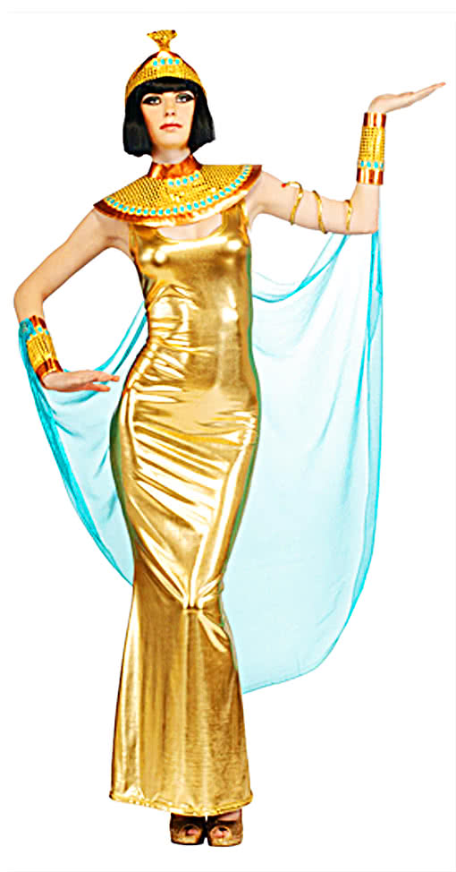 Queen Cleopatra costume Deluxe  sc 1 st  Horror-Shop.com : cleopatra pictures costumes  - Germanpascual.Com