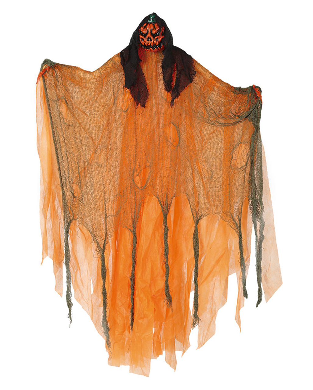 pumpkin hanging figure for halloween deco 120cm ✩ | horror-shop
