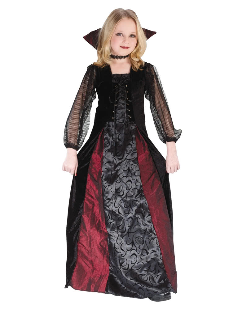Lady Dracula Child Costume. L   Awesome Halloween Costumes For Girls    Horror Shop.com