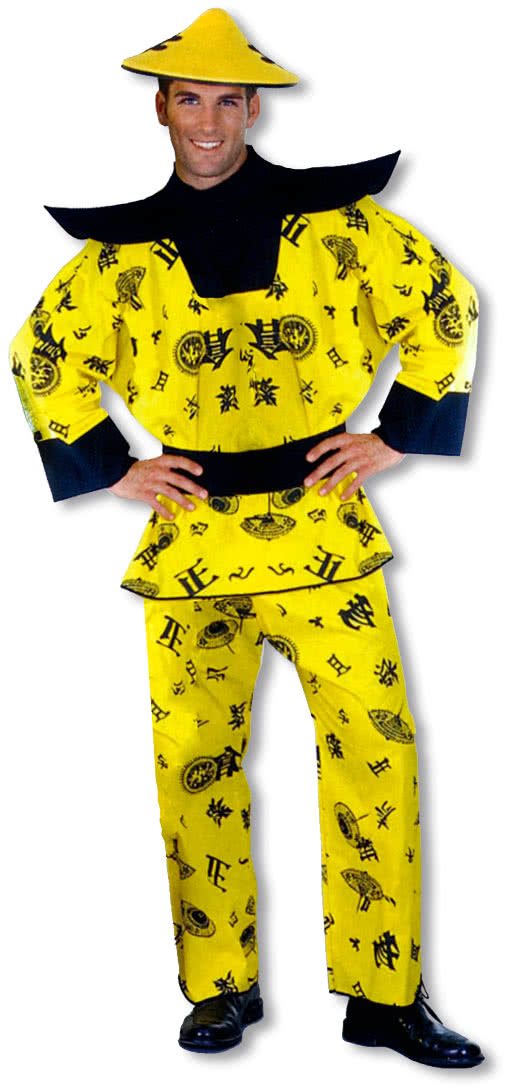 sc 1 st  Horror-Shop.com & Chinese Costume Men Asian Costumes Chinese Costumes | horror-shop.com