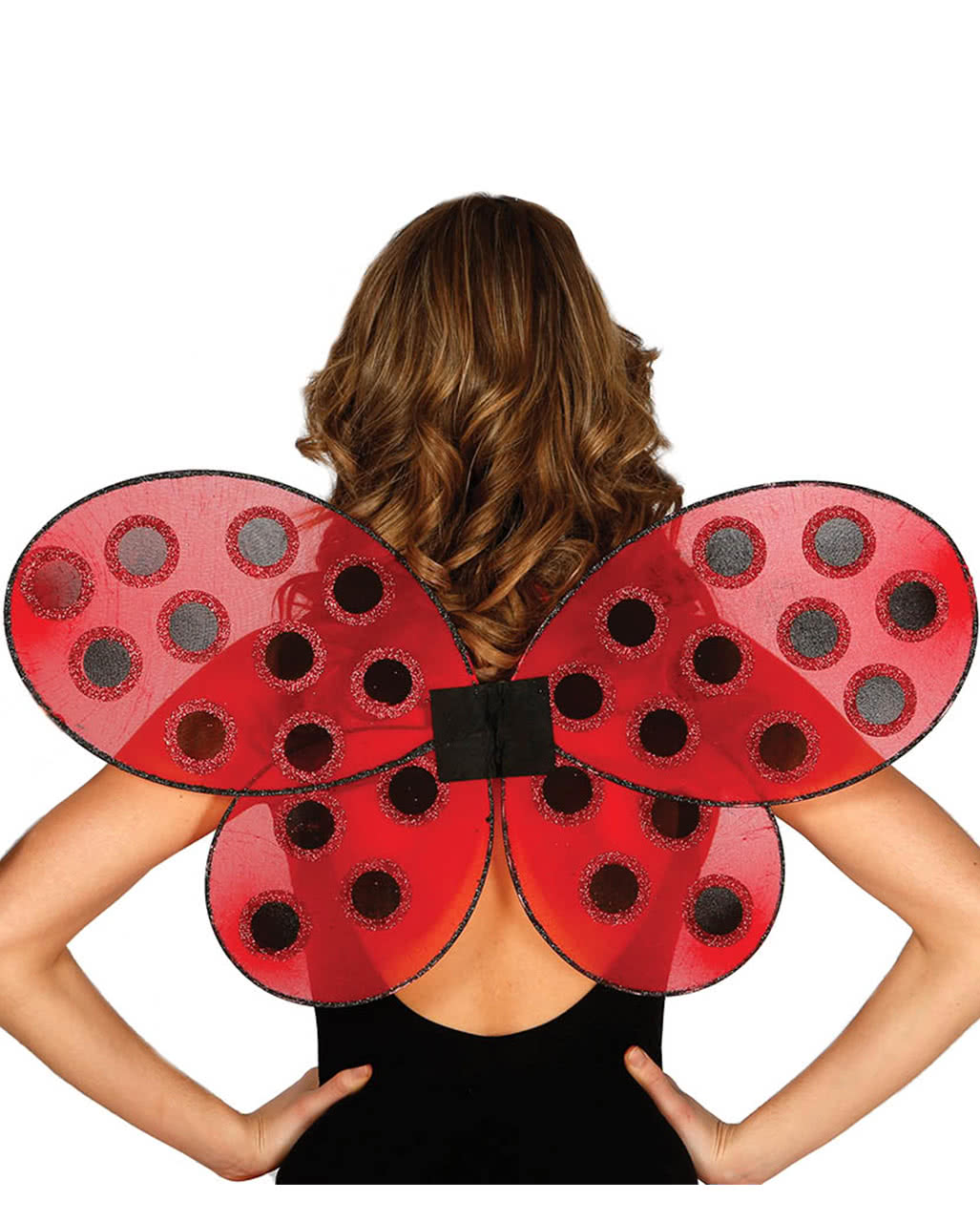 wings for adults Ladybug
