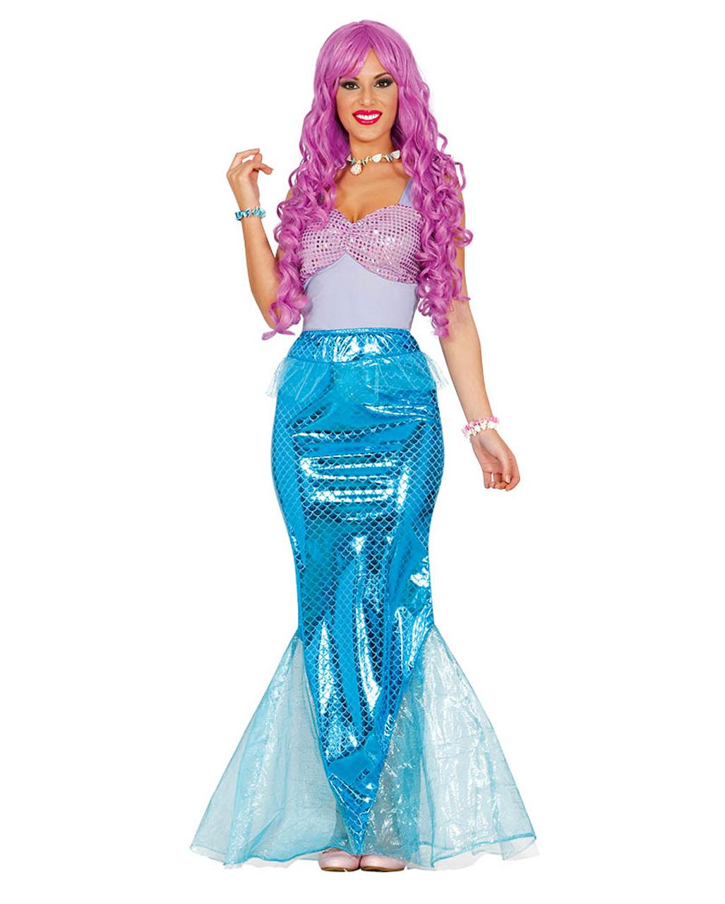 Sirena Mermaid Costume buy now!   horror-shop.com