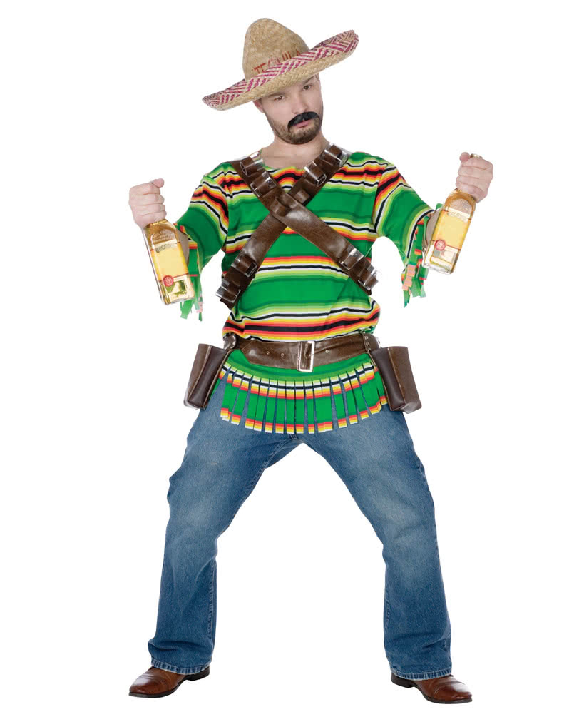 Mexican costume | Funny bachelor party costume | horror-shop.com