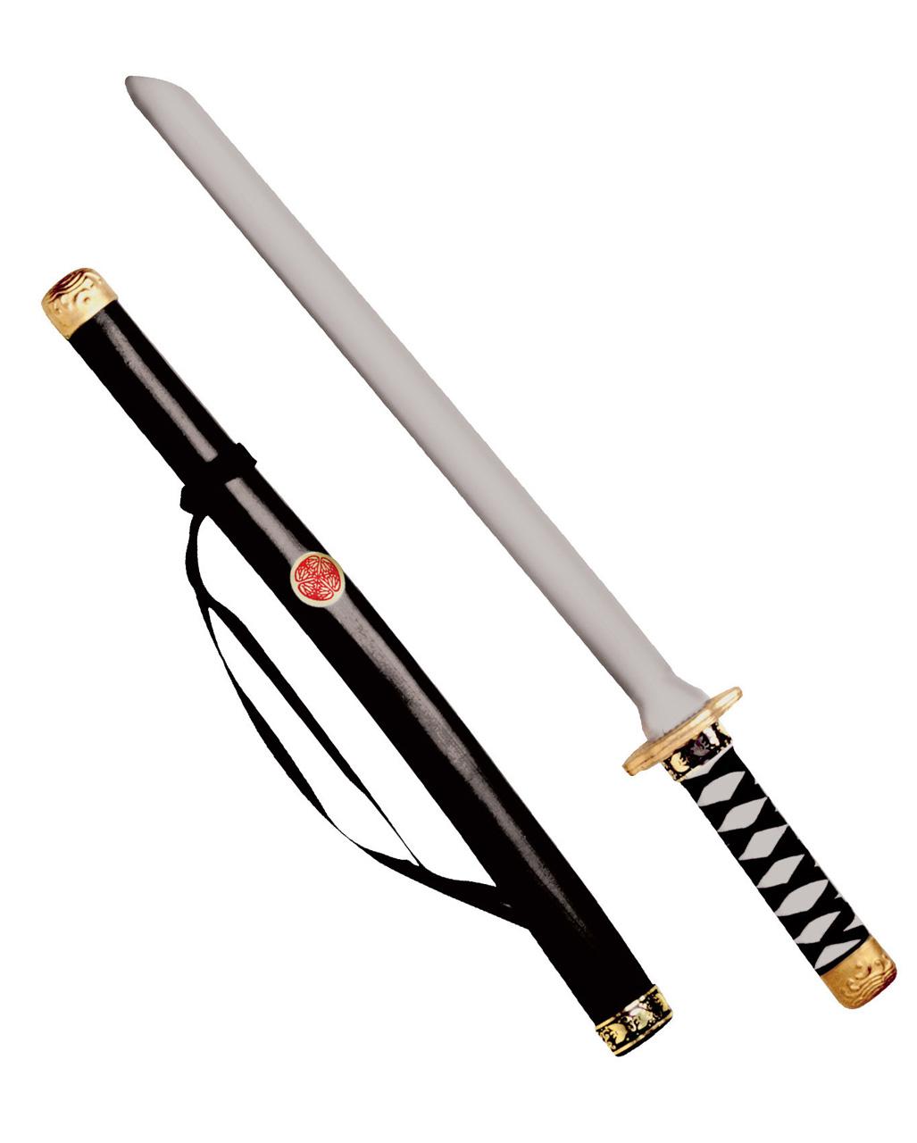 Ninja Samuraj Schwert Mit Scheide 60 Cm Karneval Horror Shop Com