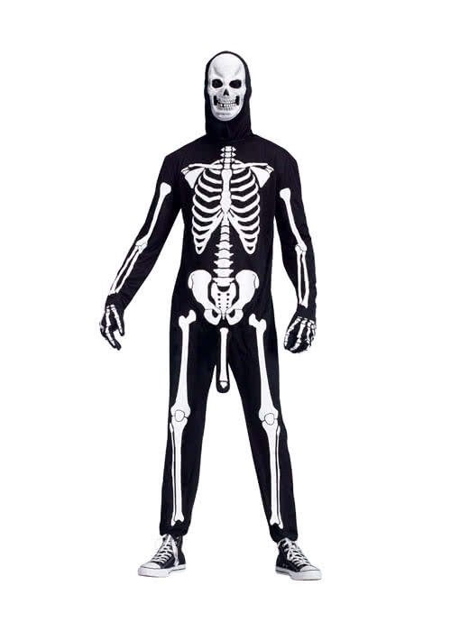 Horny skeleton costume Skeleton Costume with stiffeners penis | horror-shop.com  sc 1 st  Horror-Shop.com & Horny skeleton costume Skeleton Costume with stiffeners penis ...