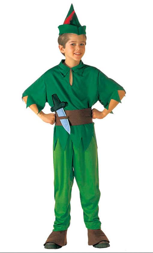 Peter Pan Kinderkostüm Abenteuer Kostüme Für Kleine Helden