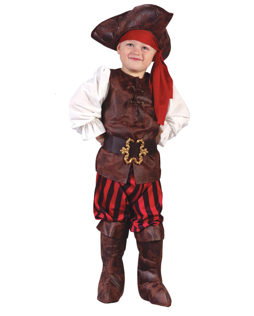 Piraten Kostum Kleinkinder Seerauber Kostum Fur Jungen Horror Shop Com