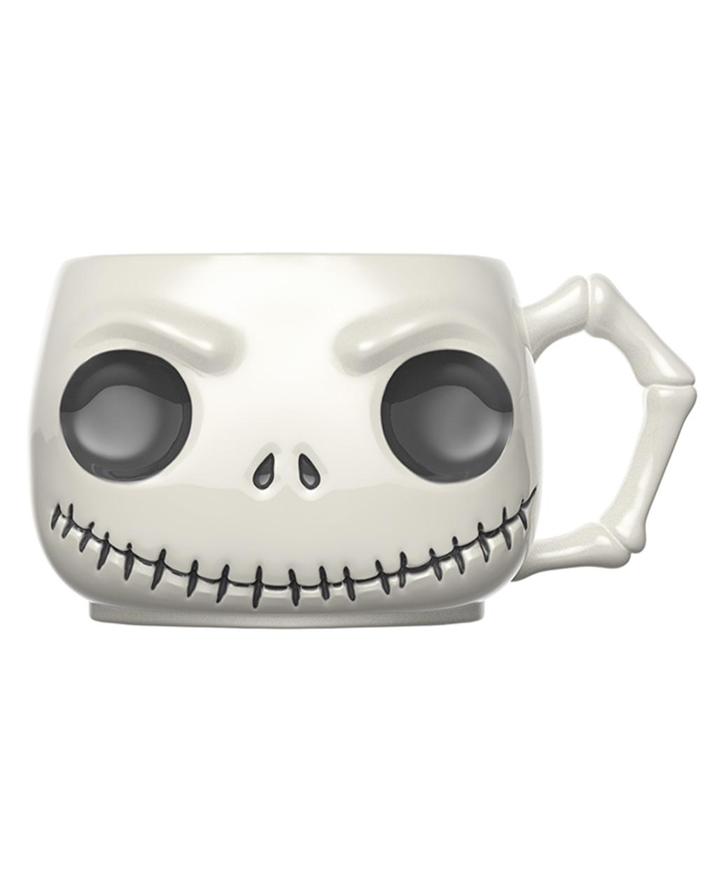 POP! Cup Of Jack Skellington Nightmare before Christmas | horror ...