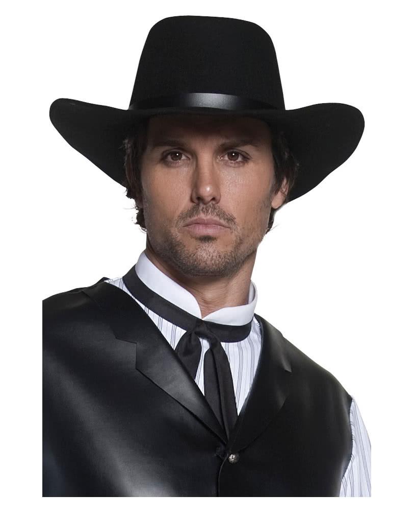 337bf101282fc Gunslinger Hat black