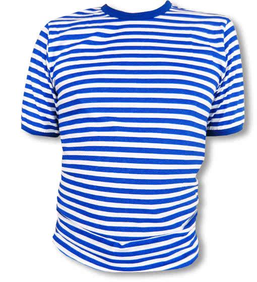 cf0e43554ce24c Ringelshirt blau weiß Deluxe