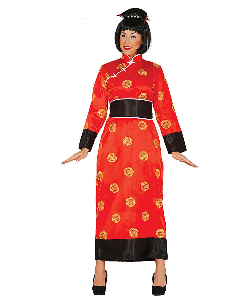 Girls geisha asian costume — img 5