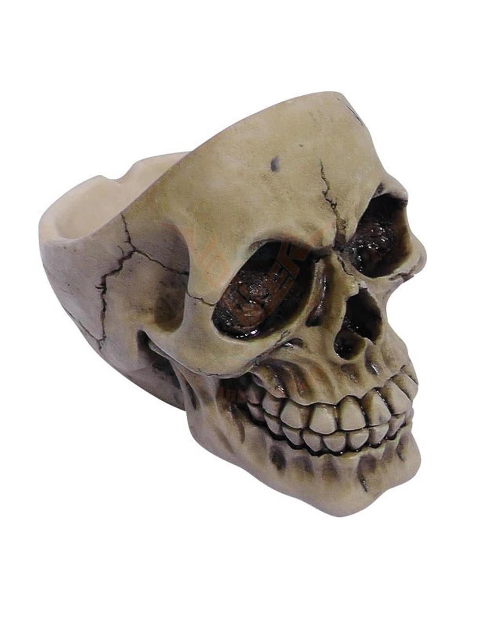 Totenkopf Aschenbecher Geschenkidee Horror Shop Com