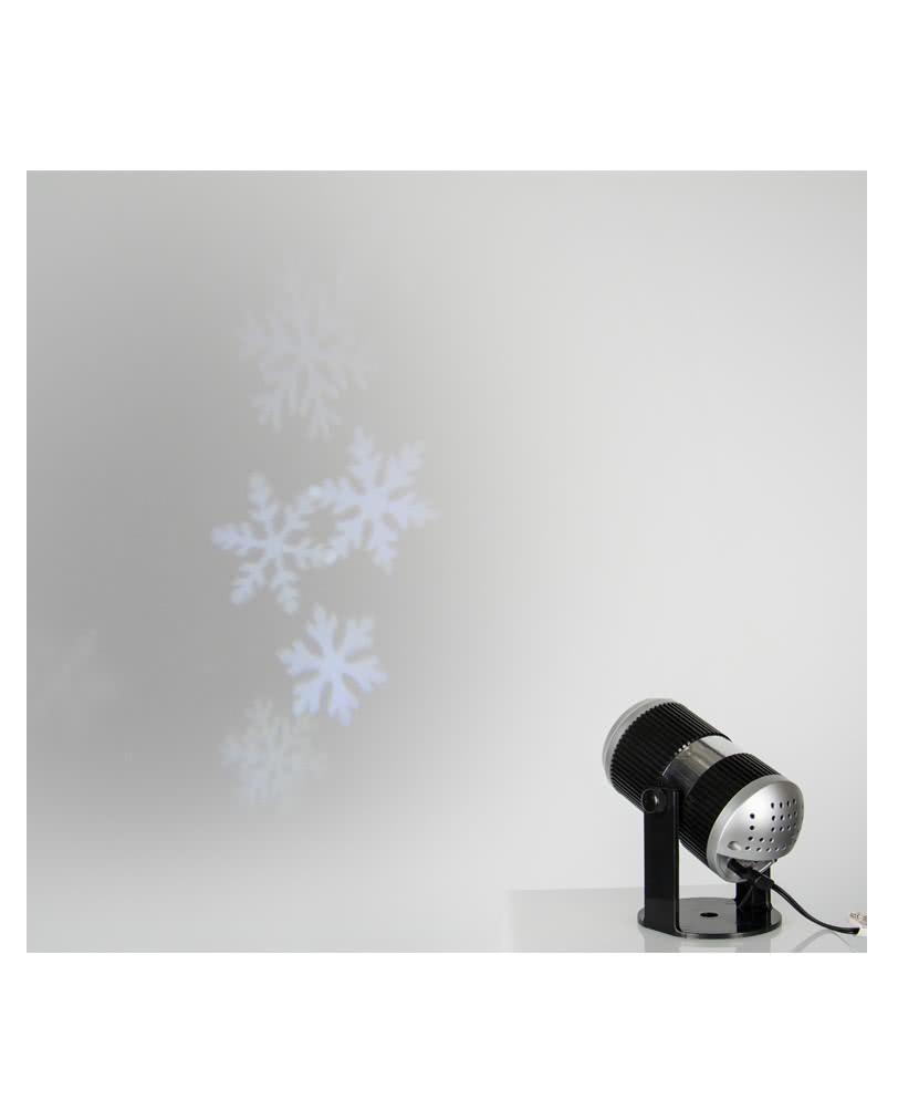 Schneeflocken LED Projektor | Winter Effekt Beleuchtung | Horror ...