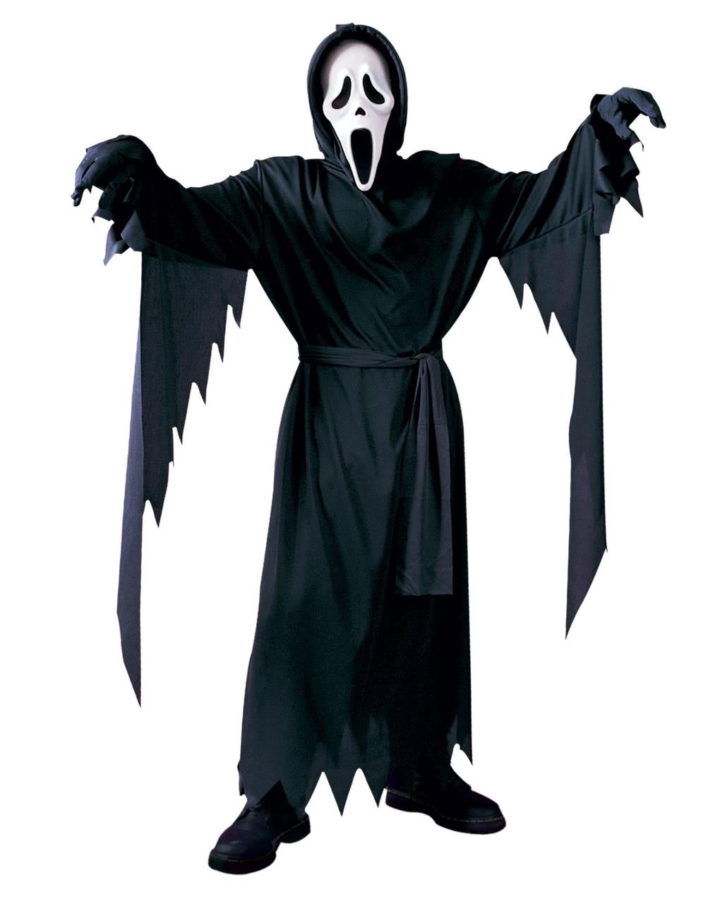 Scream Kinderkostüm Ghost Face Scream Kostüm Für Kinder Horror