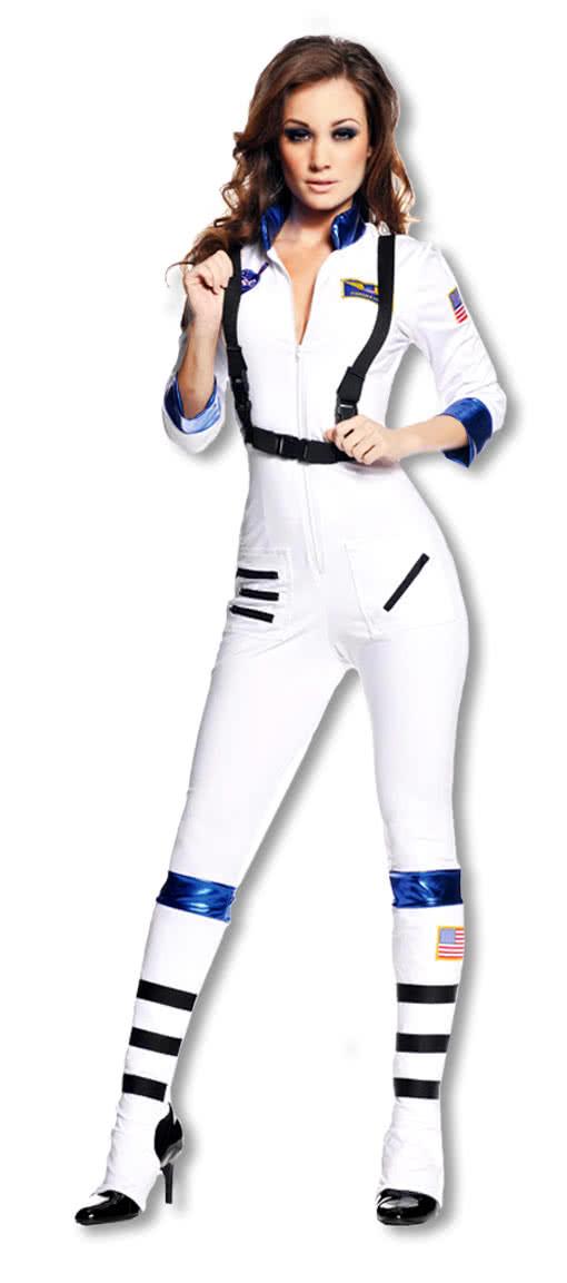 Sexy Spacegirl Catsuit S Space Suit Costume Sexy Costumes Fo Ladies