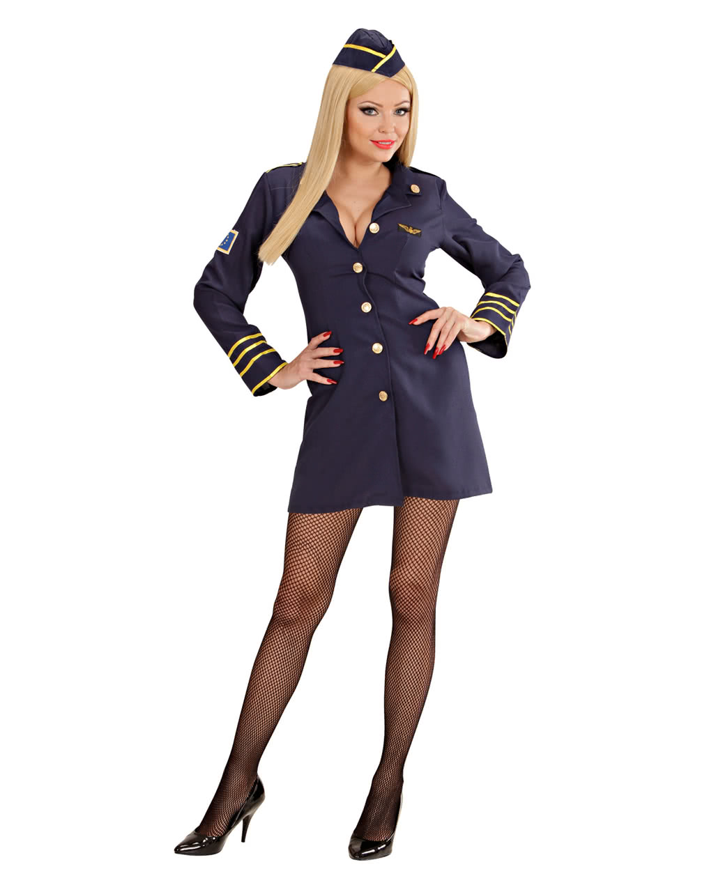Sexy Stewardess Costume Small Sexy Air Hostess Costume Horror