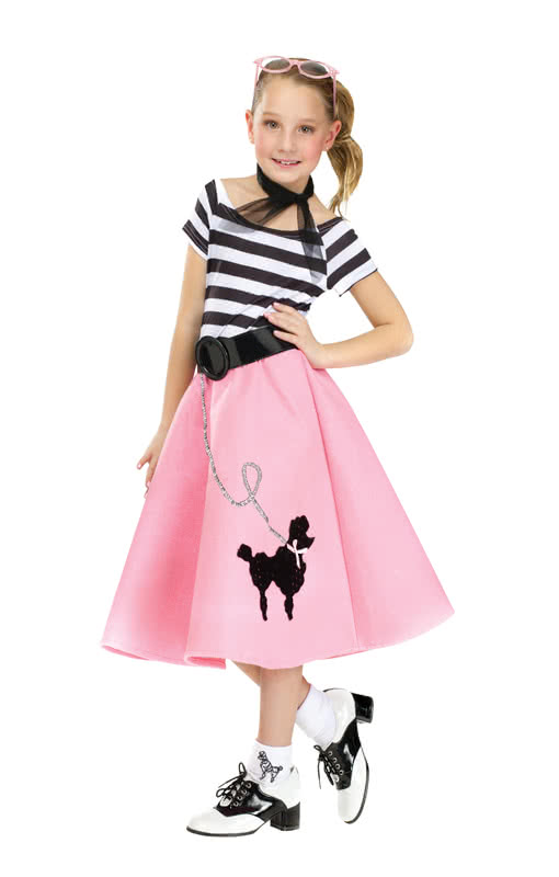 7dff3c63c9 Soda Shop Sweetie Child Costume | The Fashion of the fifties, the girls  like even today | Order Now | horror-shop.com