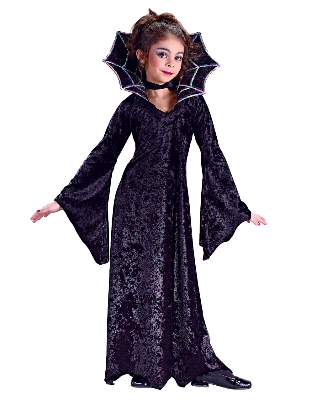 Spider V&ire Princess Child Costume Small | Halloween Costume | horror-shop.com  sc 1 st  Horror-Shop.com & Spider Vampire Princess Child Costume Small | Halloween Costume ...