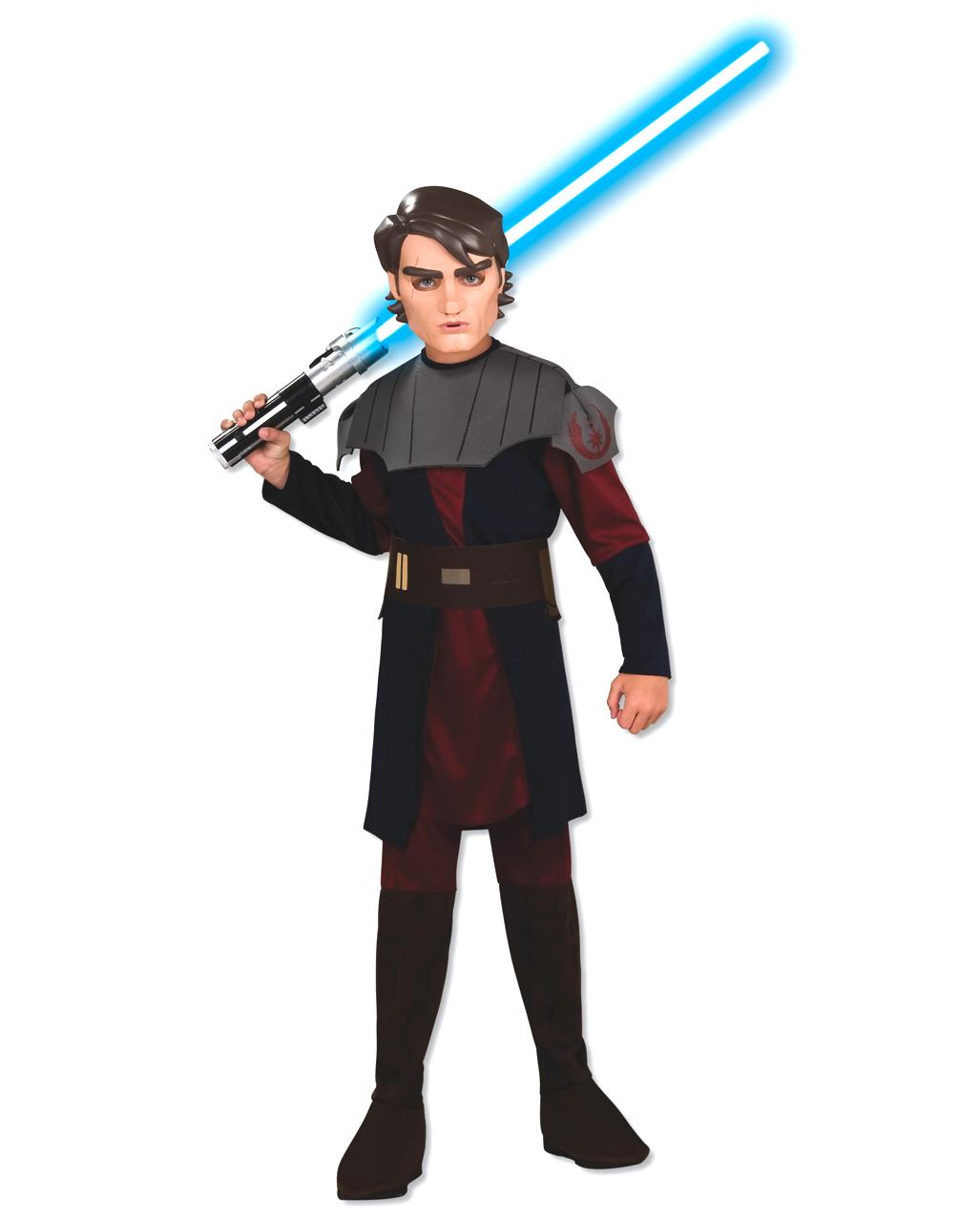 Anakin Skywalker Kinderkostüm Jedi Ritter Kostüm Für Kinder