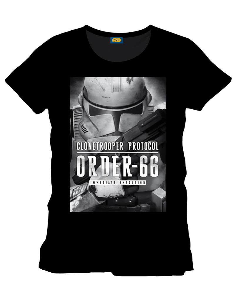 fa57d0346 Star Wars Clone Trooper T-Shirt | Star Wars license Items | horror-shop.com